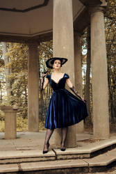 She wore blue velvet