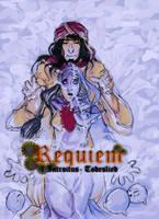 Requiem - Through blood and mist by Lucrai-Arts