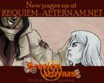 Requiem aeternam - Prolog Page 9 + 10