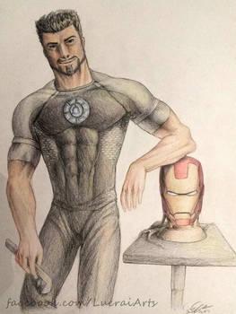 The great Tony Stark