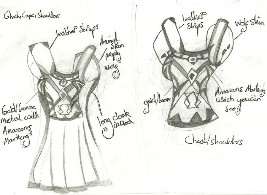 Gladitors Upper Body: Design by xxxBrokenSoulxxx