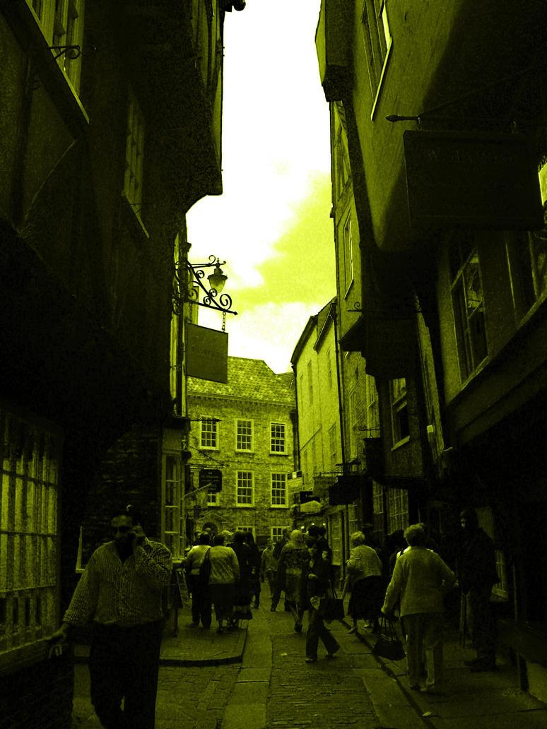 Neon Street by xxxBrokenSoulxxx
