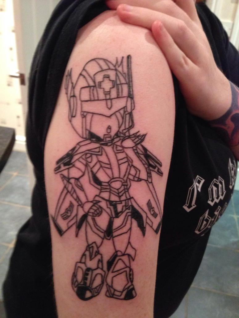 My new tattoo by xxxBrokenSoulxxx