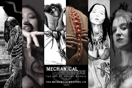 Mechanical Whispers by mechanicalwhisp