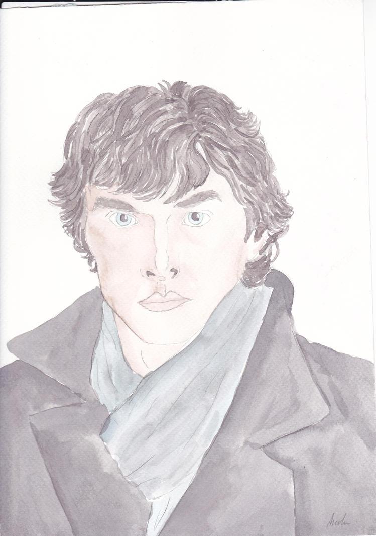 Sherlock Holmes by Firnen99