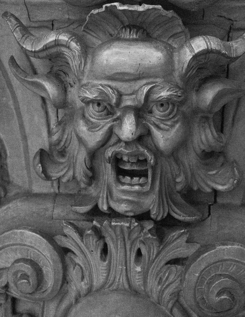 Urn Detail by Xs9nake