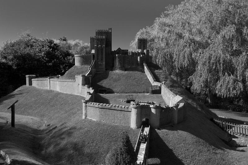 Corfe Castle Finished. Finally by Xs9nake