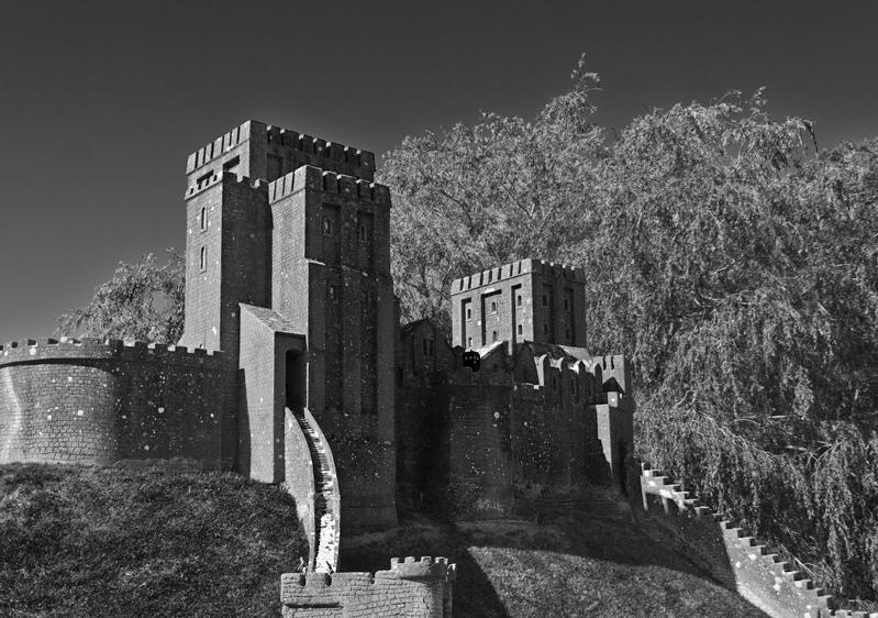 Model Corfe Castle by Xs9nake