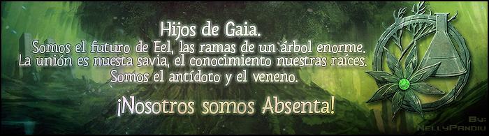 Nosotros somos Absenta by LuchiaKinomoto