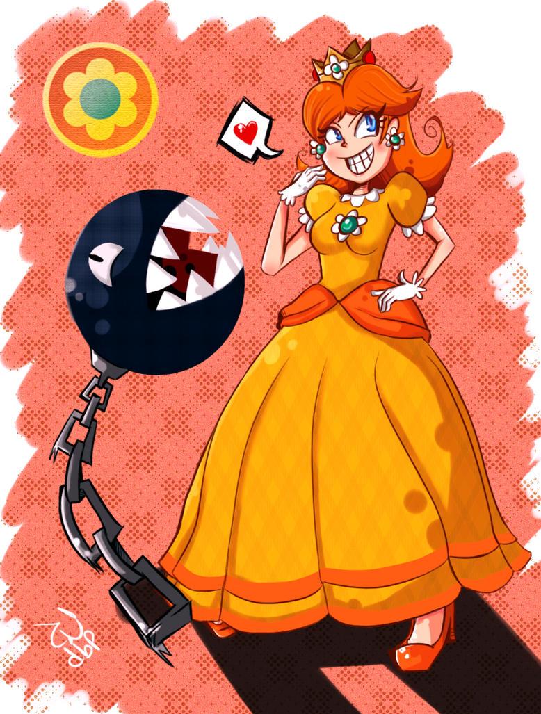 Daisy by demonbp