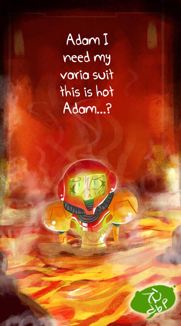 Adam please! by demonbp