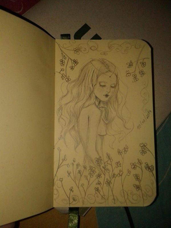 Training Sketch by idnerine