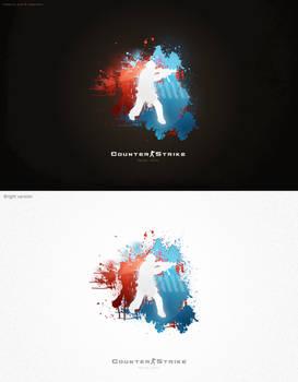 Counter-Strike Logo 2.0 by JonasIngebretsen