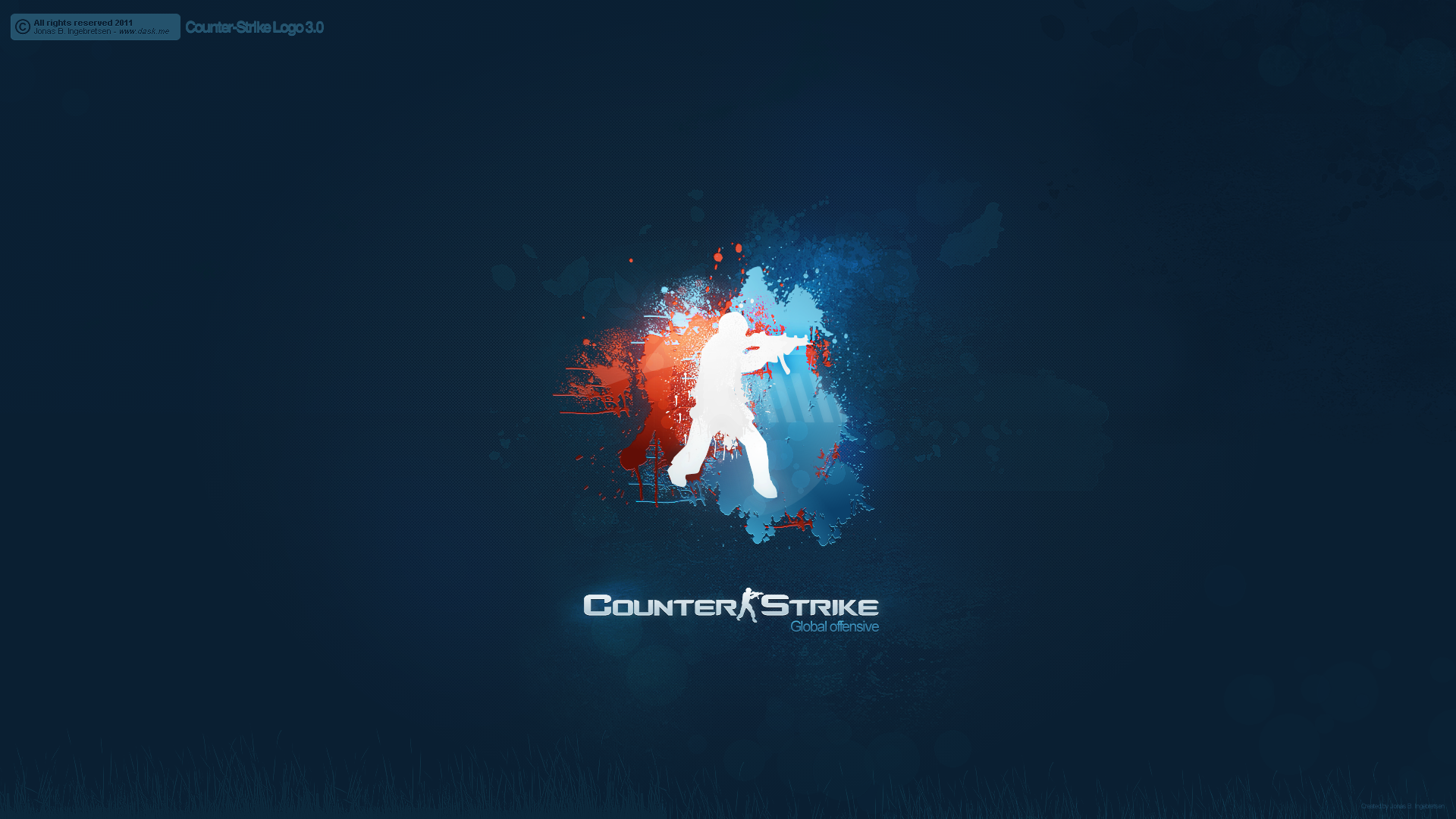 Counter-Strike: Global Offensive Logo 3.0