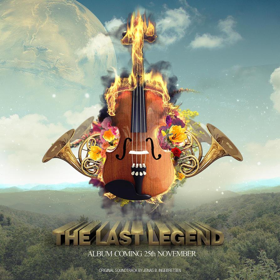 The Last Legend - Album Art by JonasIngebretsen