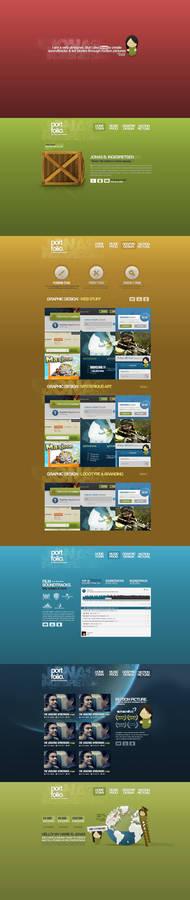 PORTFOLIO 2012 - WEB DESIGN