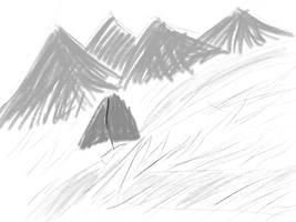 Random landscape  by YarrowStripe234