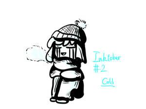 Inktober#2 Cold