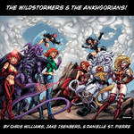 The WildStormers + The Ankhgorians Team-Up Mash-up