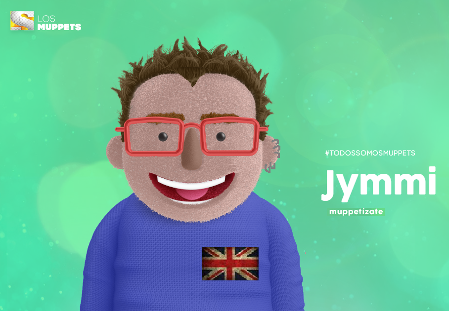 If I Were A Muppet! [My Nickname is Jymmi...] by Estonius