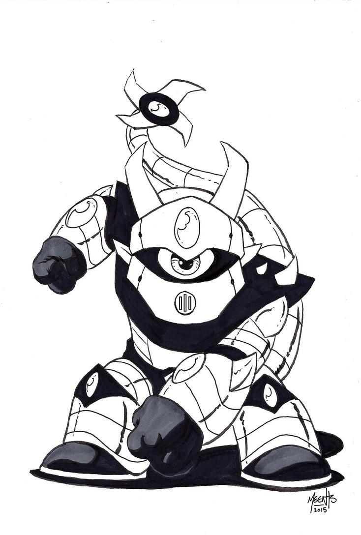 Tyke-sized Dengeki Ryouji! By Jason Meents! by Estonius
