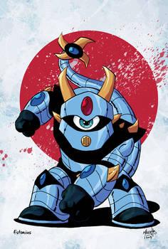 Tyke-sized Dengeki Ryouji! By Meents and J-Skipper