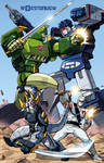 G.I. Joe and The Transformers: Redux! In Colour!
