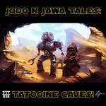 The Caves of Tatooine! By Eric Ridgeway! by Estonius