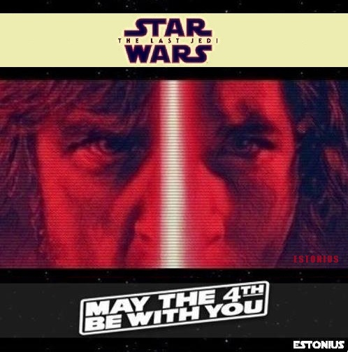 Star Wars: The Last Jedi~May the 4th Remix! By Me by Estonius