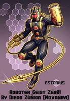 Enter: Roboter Geist Zer0! By Novanim! by Estonius