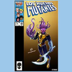 Los Nuevos Mutantes: El Glifo! By Dreamgate GAD!