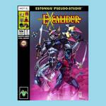 Excalibur: Dengeki Ryouji + Nightcrawler! ::BAMF::
