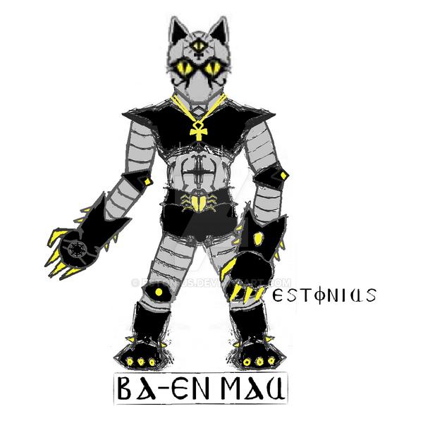 Ba-En Mau 3.0 [Concept] By Me by Estonius