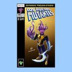 Los Nuevos Mutantes: El Glifo! By Dreamgate GAD! by Estonius