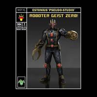 Roboter Geist Zer0! By Ricky Ryan!