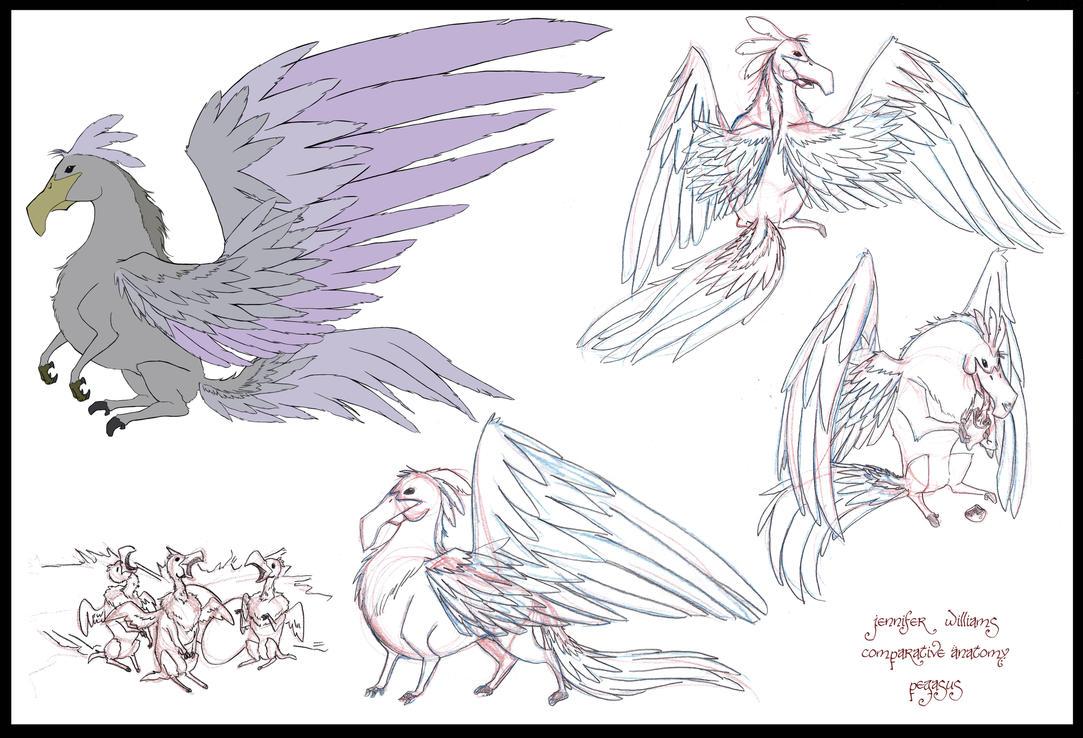 Pegasus by Marimokun