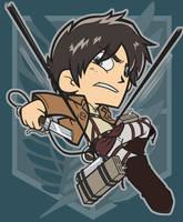 Attack on Eren by Marimokun