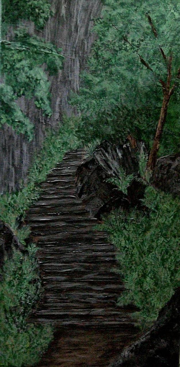 'The steps' by ptuny