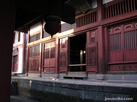 Temple, Nagasaki, Japan