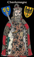 Charlemagne, Emperor of the Franks