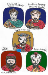 9th Century Byzantine Characters3