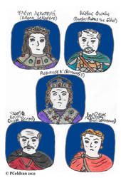 10th Century Byzantine Characters2