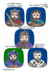 10th Century Byzantine Characters3