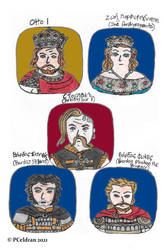 10th Century Byzantine Characters4