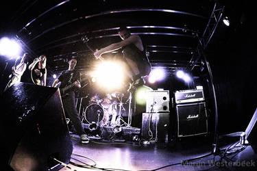 Punk liftoff by Citruspers