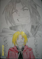 Edward Elric FMA by EmoPittieplatsch
