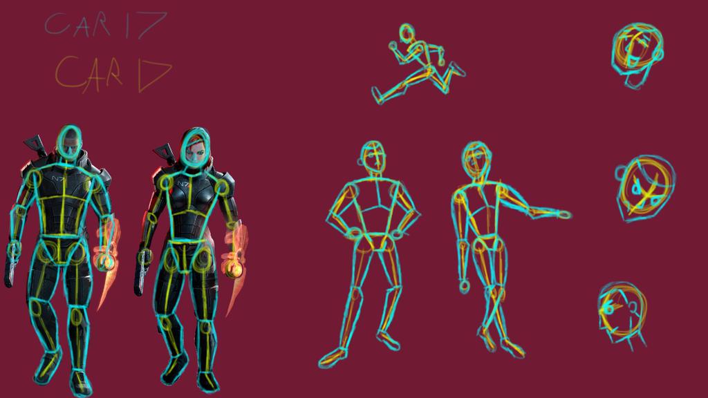 Shepard Simplification Ideas by carjr