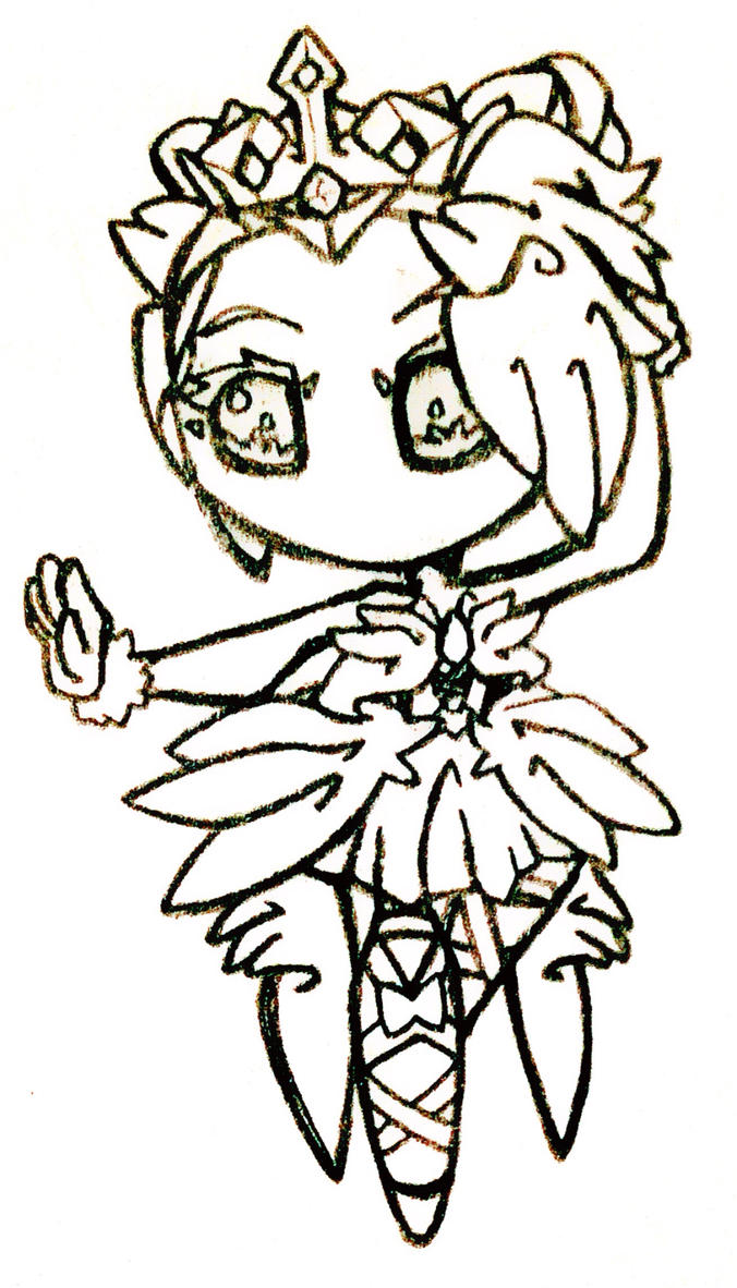Odette Doll by CrissyG