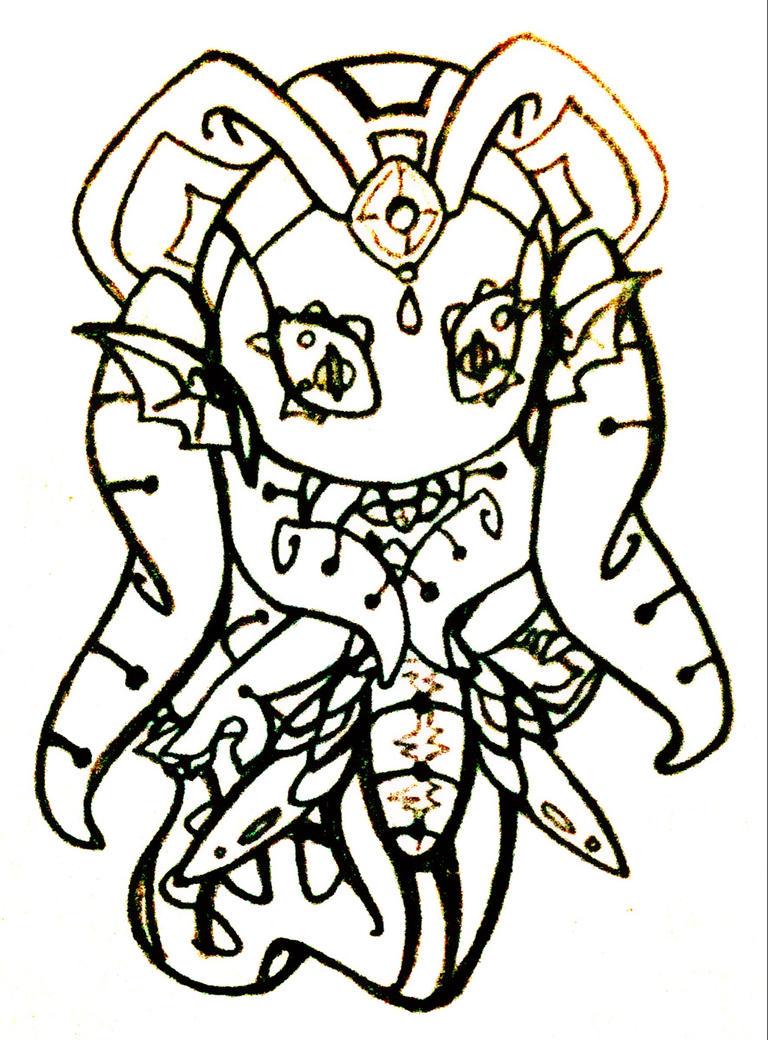 Lamia Doll by CrissyG