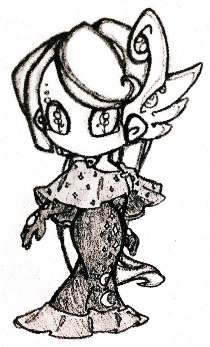 Diva Doll by CrissyG